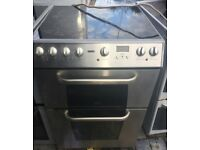 HOTPOINT CREDA STAINLESS STEEL ELECTRIC COOKER FOR SALE, EXCELLENT CONDITION