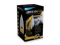 JML Phoenix Gold FreeFlight Cordless Iron Boxed NEW