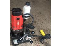 Rotabroach magnetic drill 110v