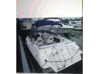 Fletcher 18gts cruiser boat