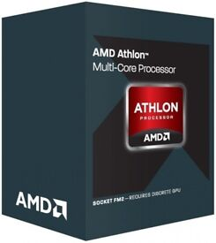 Processor AMD Athlon - price drop!
