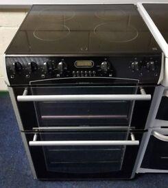 Belling 60cm Ceramic Cooker - 12 Months Warranty - £190