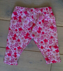 baby trousers, pink