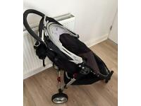 Baby Jogger City Mini (Black / Grey) & Travel Case