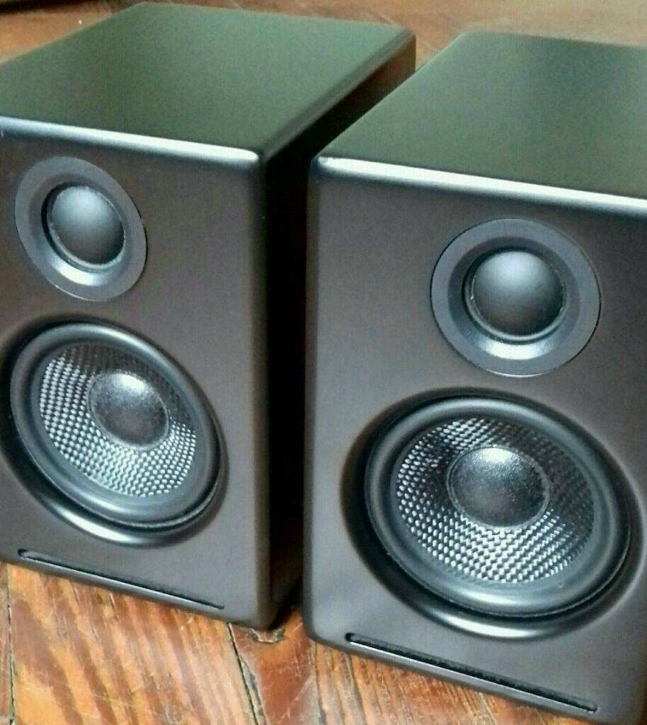 Audioengine A2 Active Speakers - Satin Black | in Bury, Manchester on