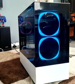 Nzxt i7 10700K 5.0GHz RTX Aorus 3060 Elite Gaming PC