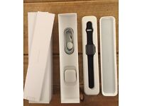 APPLE WATCH SPORT 42MM (1ST GEN) in Excellent Condition like new in Original Box