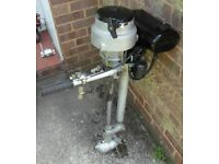 British Seagull Outboard Engine/Motor with Recoil for Fishing Boat Dinghy Tender