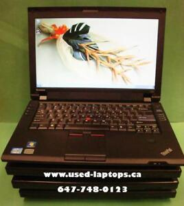 "Lenovo SL510 15.6""laptop(C2D/3G/Webcam/HDMI/160GB)$139!"
