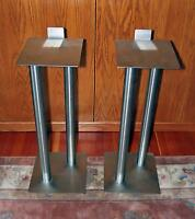 Custom made Stainless Speaker / Art Pedestal
