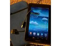 Samsung Galaxy tab 2 GT 3110 7inch tablet