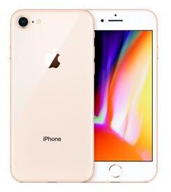 Apple iPhone 8 64GB - Gold - Unlocked