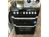 Indesit Black Ceramic Plate Electric Cooker (Fully Working & 4 Month Warranty)