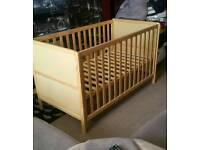 Ikea cot/toddler bed