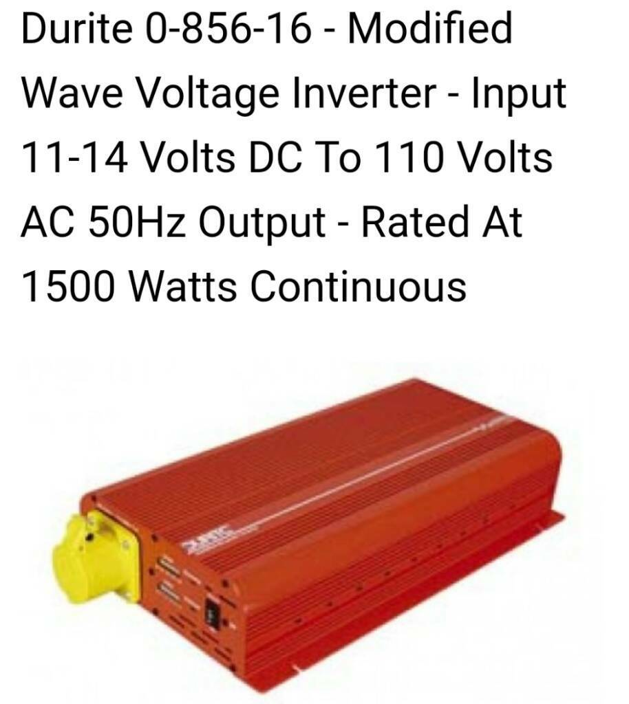 Durite power inverter