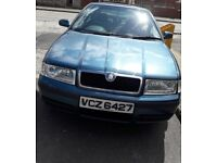 Skoda Octavia MOT May 2019. Starts ok but needs repair, can be towed