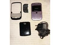 Purple blackberry 8520 for sale