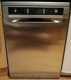 Hotpoint Ultima FDUD 43133 X Dishwasher - Stainless Steel