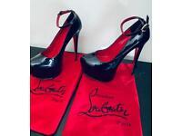 Christian Louboutin style shoes size 5 uk