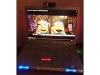 "Dell Laptop XPS M1710, 17"" Full HD, Windows 7 64bit, 2.33 GHz, 4Gb RAM, Nvidia Quadro FX1500M"