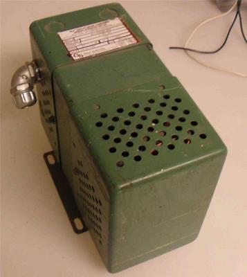 Sola Constant Voltage Transformer 250va 23-22-125