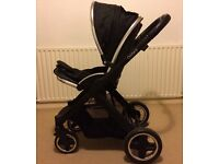 BabyStyle Oyster 2 Pram with Carry Cot