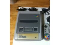 Supernes with 2 original controllers