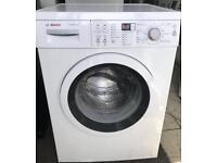 BOSCH VarioPerect EcoSilent 9kg washing machine 1200 spin £120 good condition