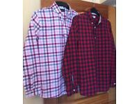 Boys 'Next' shirts 14yrs