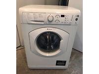 7KG HOTPOINT HV7F140 Digital Washing Machine Fully Working with 4 Month Warranty