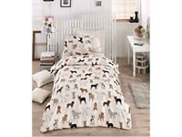 Single bedding / bed covers & towels