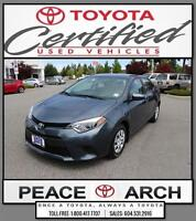 2014 Toyota Corolla LE ECO Delta/Surrey/Langley Greater Vancouver Area Preview