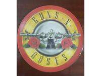 Guns n Roses Welcome to the Jungle.1987 rare original picture disc