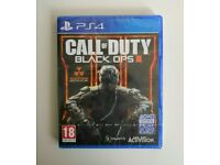 [New/Sealed] Call Of Duty Black Ops III 3 PS4