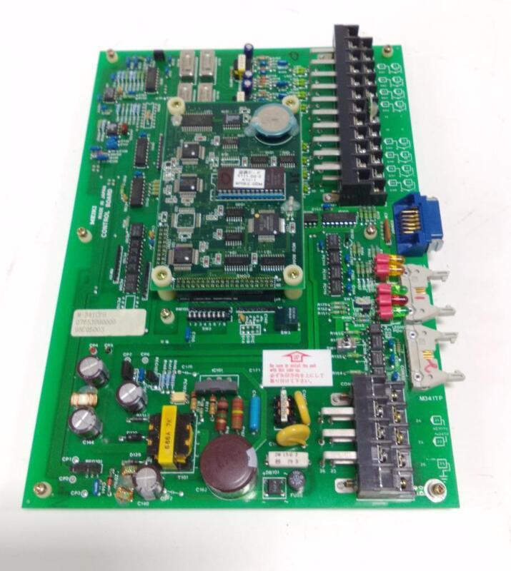 Meiki Control Circuit Board M-341cph / 07653090000