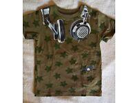 Boys t-shirt (age 2-3)