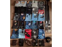 Tracksuits Jeans Jumpers Hoodies Belts Bags - True Religion Stone Island Armani