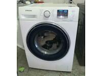 SAMSUNG ecobubble 9kg washing machine 1400 spin £150 good condition