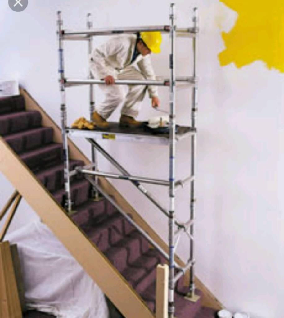 Stairwell Scaffold In Sauchie Clackmannanshire Gumtree