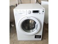 FREE DELIVERY Extra large 10kg Hotpoint washing machine WARRANTY