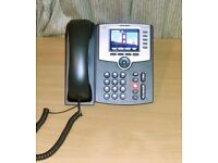 Cisco SPA525G IP VoIP Wireless Phone - Wi-Fi & Bluetooth