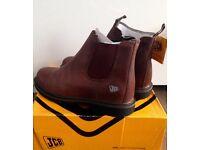 JCB Work Boots (Brand New)