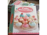 AS NEW 67 x Cake Decorating Magazines & 1 x Folder * £5 FOR ALL *
