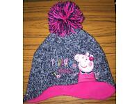 Pepper pig hat