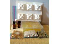 Soap Making Kits x 4