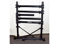 Drum racks - roland and dixon frames stands clamps rods mounts etc