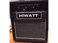 Hiwatt Spitfire Mini Amplifier