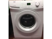 11 Zanussi ZWG1120M 6kg 1200 Spin White LCD A+ Rated Washing Machine 1 YEAR GUARANTEE FREE DEL N FIT