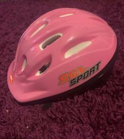 Star sports kids helmet