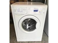 Digital Indesit WIXE127 Washing Machine (Fully Working & 3 Month Warranty)